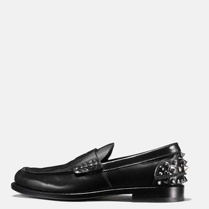 Coach Men's Studded Loafer